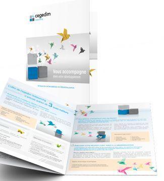 Agence marketing de l'engagement - Plaquette commerciale