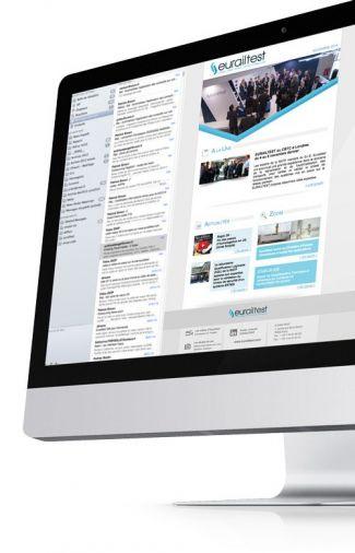 Exemple newsletter - Eurailtest
