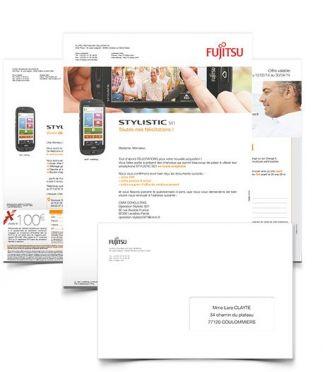 Marketing direct - Lancement nouveau produit mailing courrier