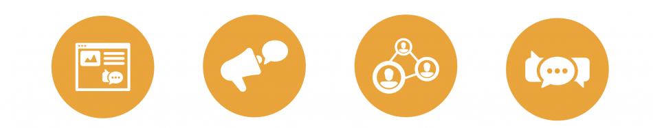 Votre agence de communication - site responsive