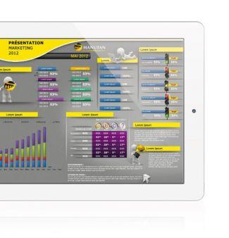 Agence marketing opérationnel - Supports de vente