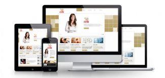 Création site Internet événementiel - Groupe Crit fête ses 50 ans