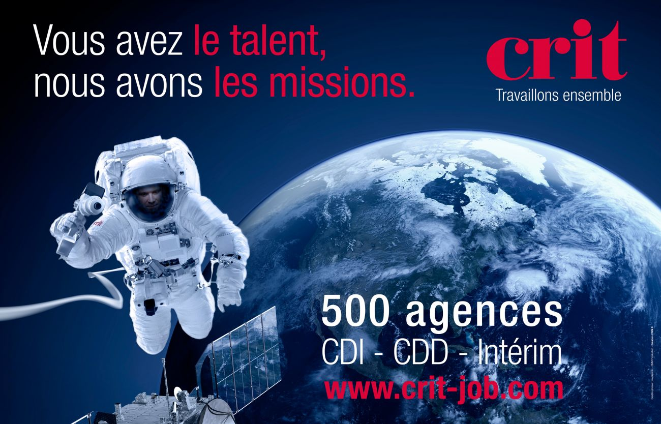 crit cosmonaute