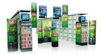 Théatralisation marketing opérationnel - Implantation GMS